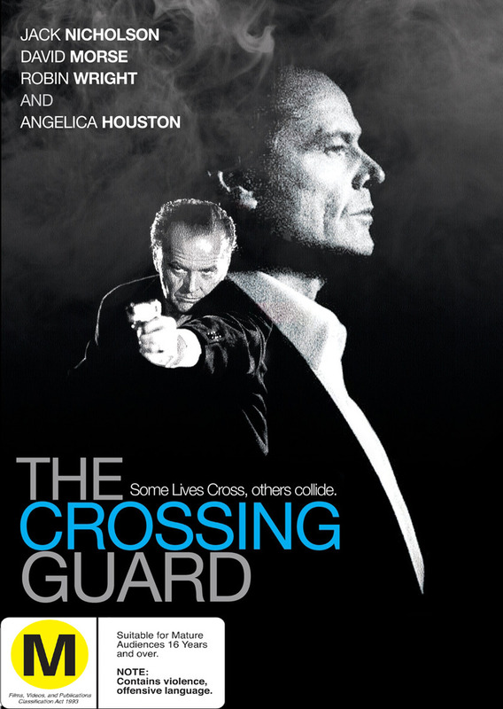 The Crossing Guard on DVD