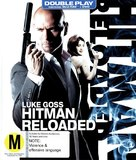 Hitman Reloaded on DVD, Blu-ray