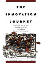 The Innovation Journey by Andrew Van De Ven image