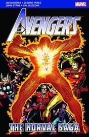 The Avengers: The Korvac Saga by Jim Shooter image
