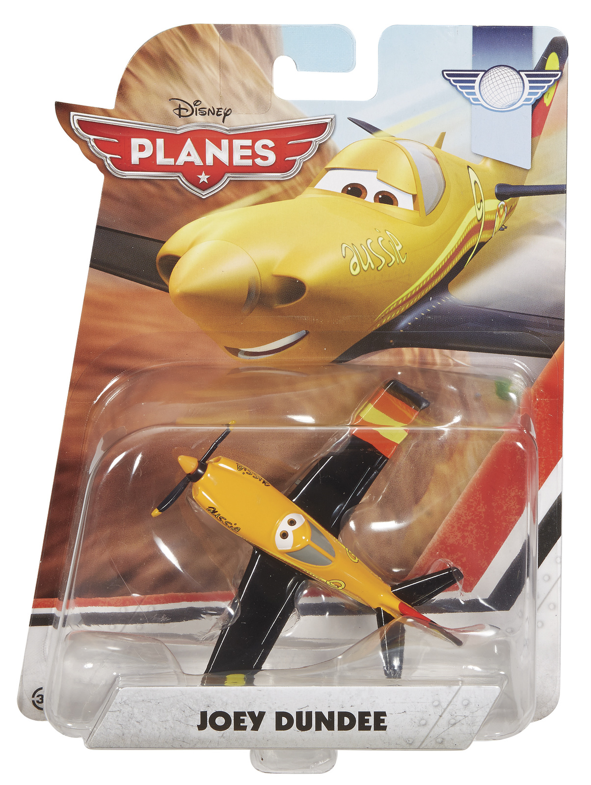 Planes Die-cast Vehicles - Joey Dundee | Toy | at Mighty Ape NZ