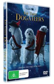 The Three Dogateers on DVD
