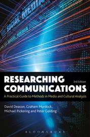 Researching Communications by David Deacon
