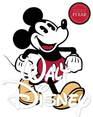 Art of Walt Disney, The by Christopher Finch