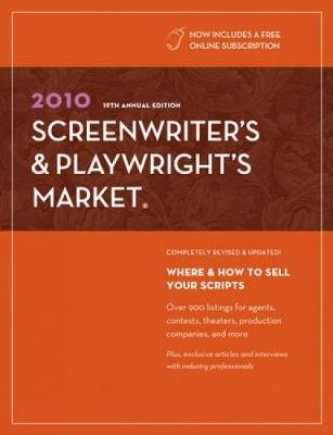 """Screenwriter's and Playwright's Market"" 2010 image"