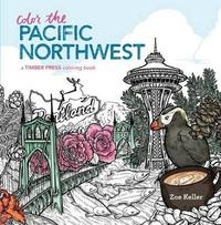 Color the Pacific Northwest by Zoe Keller