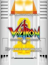 Vehicle Force Voltron - Collection 2 on DVD