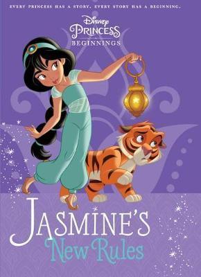 Jasmine's New Rules by Random House Disney