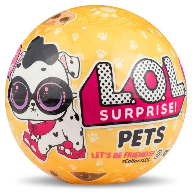 L.O.L: Surprise! Doll - Pet S3 (Blind Bag)