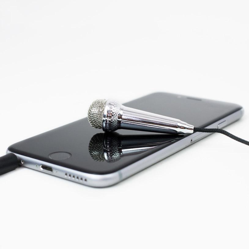 Mini Karaoke Microphone image