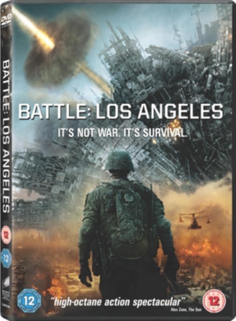 Battle Los Angeles on DVD