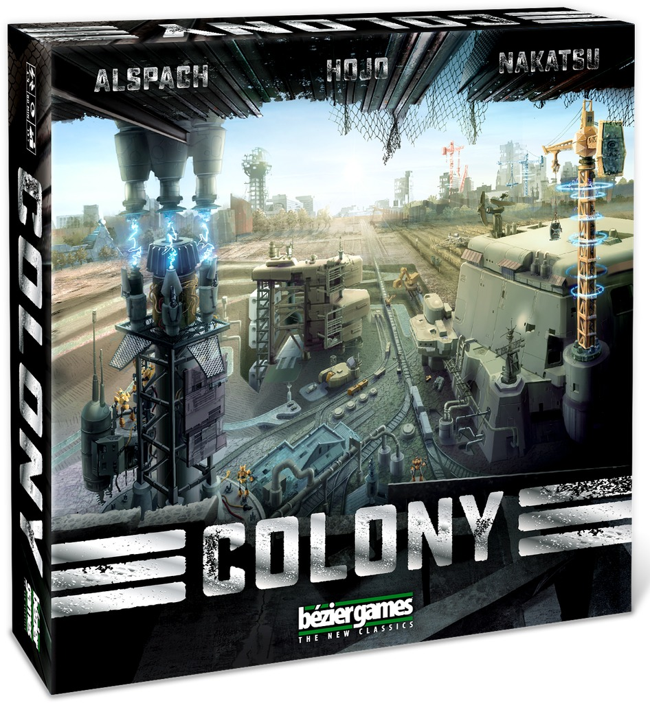 Colony - The Board Game image