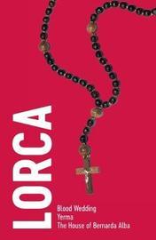 Lorca: Three Plays by Federico Garcia Lorca image