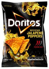 Doritos Flaming Mexican Jalapeno Poppers 150g