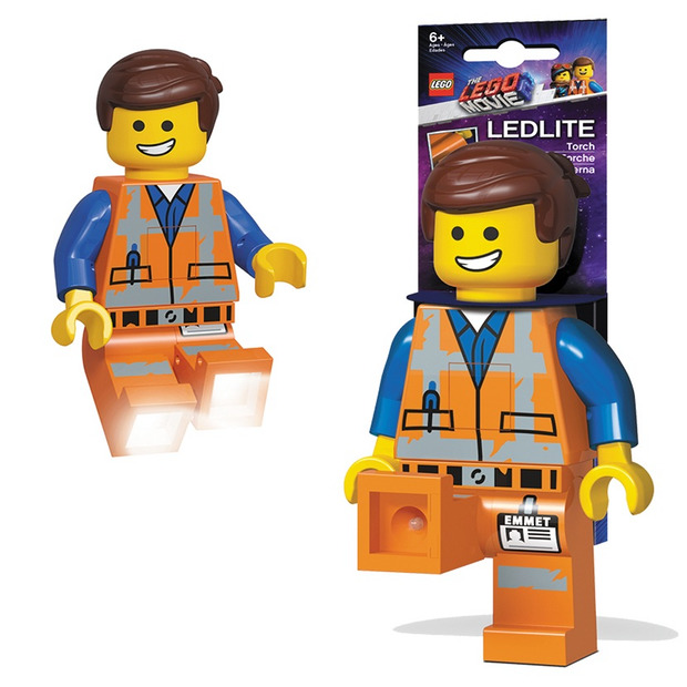 LEGO Movie 2: Emmet Torch