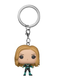Captain Marvel: Vers - Pocket Pop! Keychain