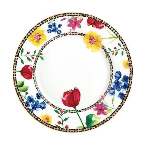 Maxwell & Williams Teas & C's Contessa Rim Plate 19.5cm White