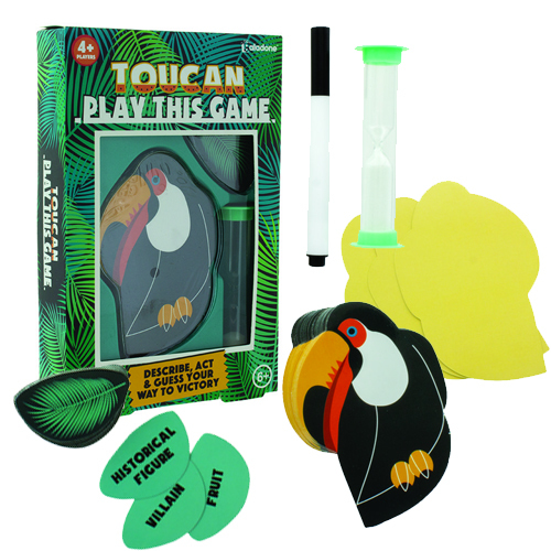 Toucan Play This Game - Party Game