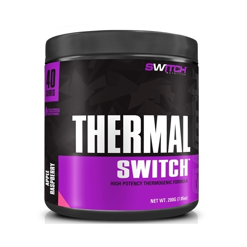 Thermal Switch Thermogenic Formula - Apple Raspberry (40 Serves)