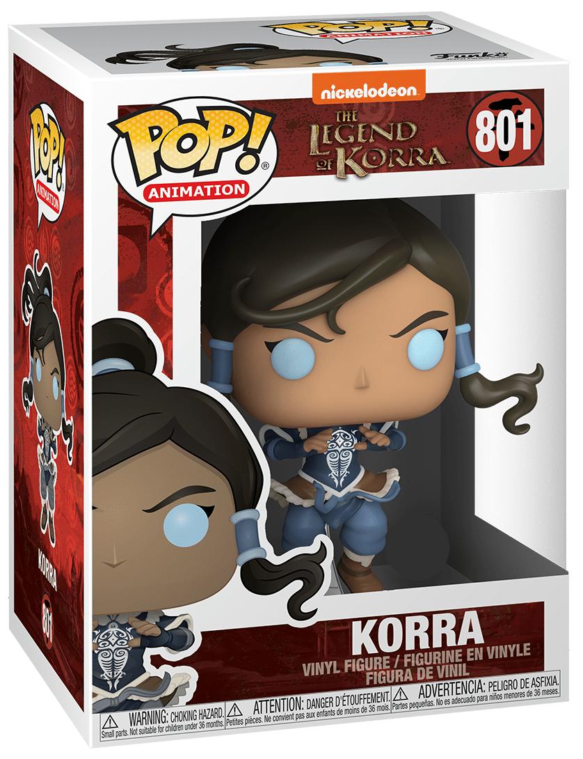 Legend of Korra: Korra (Avatar State) - Pop! Vinyl Figure image