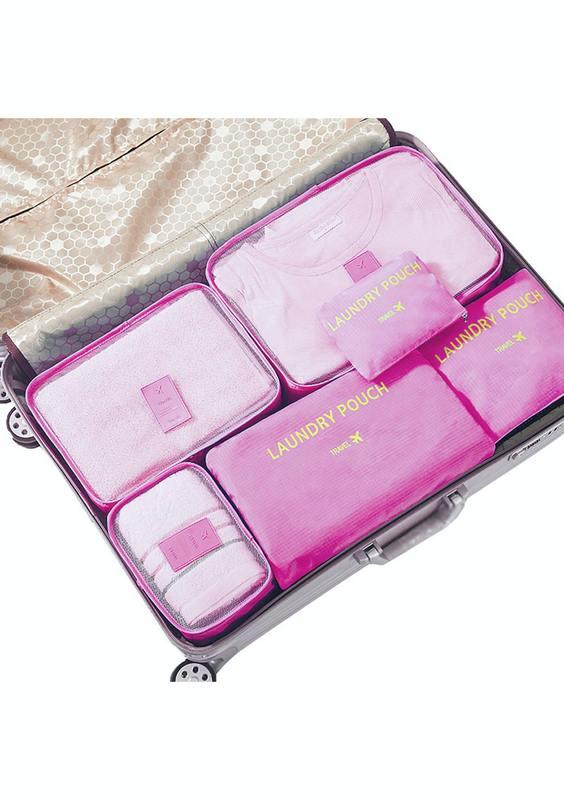 Milano Jet Set Travel Organiser Set