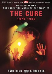 Cure: 1979 - 1989 (2dvd & Book) on DVD