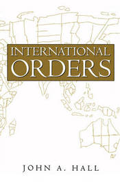 International Orders by John A Hall image