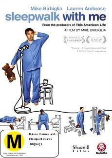 Sleepwalk With Me on DVD