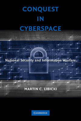 Conquest in Cyberspace by Martin C Libicki image