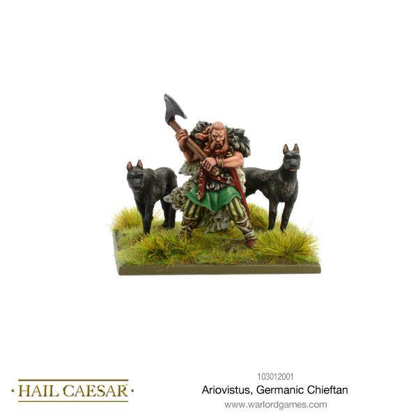 Hail Caesar: Ariovistus, Germanic Chieftain