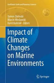 Impact of Climate Changes on Marine Environments image