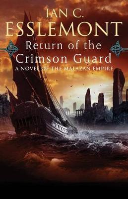 Return of the Crimson Guard by Ian C Esslemont image