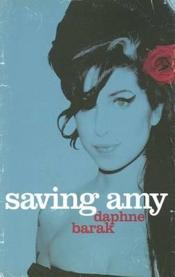 Saving Amy by Daphne Barak image