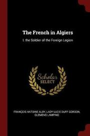 The French in Algiers by Francois Antoine Alby image