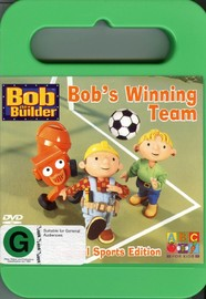 Bob The Builder - Bob's Winning Team: Special Sports Edition on DVD image