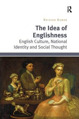 The Idea of Englishness by Krishan Kumar image