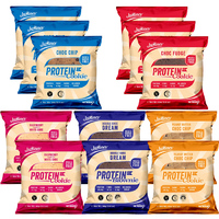 Justine's Protein Cookies - Assortment (12 x 64g)