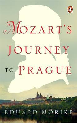 Mozart's Journey to Prague by Eduard Morike image