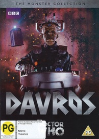 Doctor Who: The Monster Collection - Davros on DVD