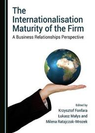 The Internationalisation Maturity of the Firm image