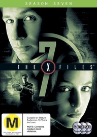 The X-Files - Season 7 (6 Disc Box Set) DVD