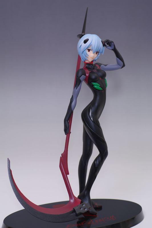 Rebuild of Evangellion: Tentativename Rei Ayanami - PVC Figure