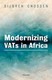 Modernizing VATs in Africa by Sijbren Cnossen