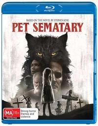 Pet Sematary (2019) on Blu-ray