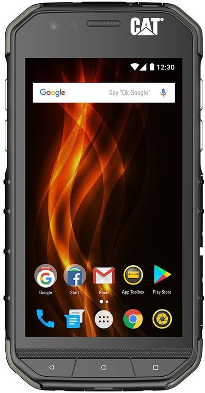 CAT S31 Rugged Business Smartphone (16GB/2GB RAM) - Black