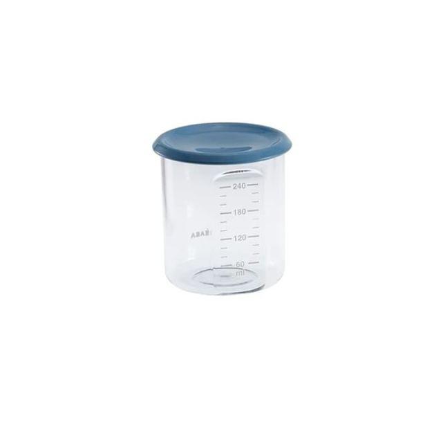 Beaba: Maxi Portion 240 ml Tritan blue