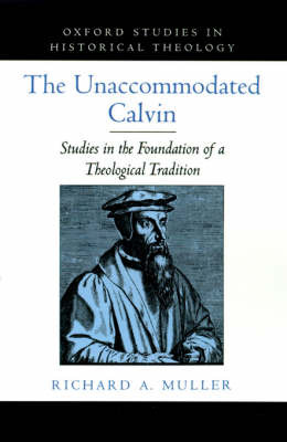 The Unaccommodated Calvin by Richard A Muller image