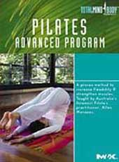 Pilates - Advanced(g) on DVD