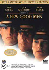 A Few Good Men - 10th Anniversary Edition on DVD