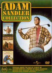 Adam Sandler Box Set on DVD